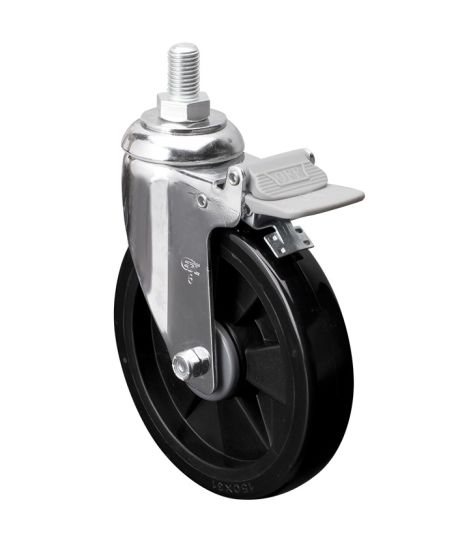 "Medium Duty Caster 6"" 110kg"