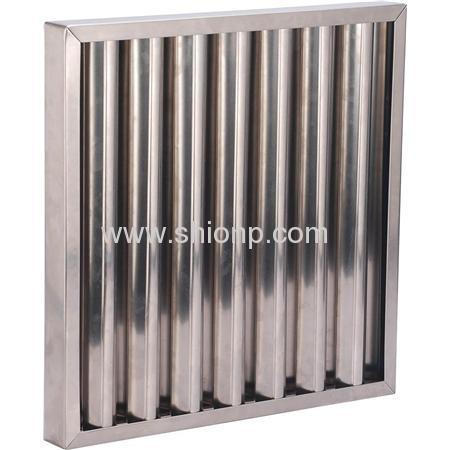 Restaurant Exhaust Hood Filters
