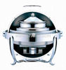 China Round Chafer Pans