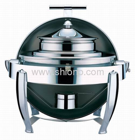 China Chafing Dish Round Stainless Steel