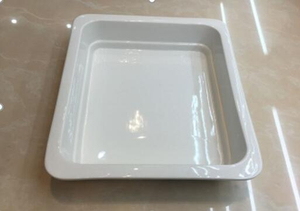 China Top Porcelain Food Pan
