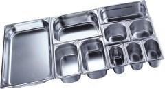 China Stainless Steel Food Pan
